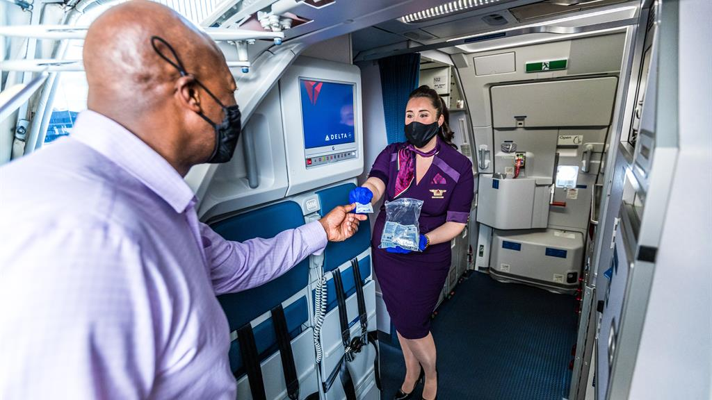 Agreement with airports and governments eliminates quarantine requirement on COVID-tested flights connecting Atlanta and Rome.