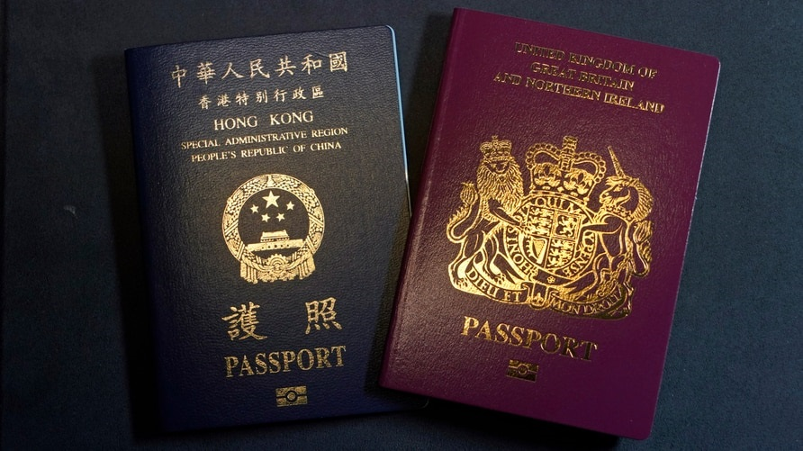 "Foreign ministry spokesman Zhao Lijian told reporters ""the British side's attempt to turn a large number of Hong Kong people into second-class British citizens has completely changed the nature of the two sides' original understanding of the BNO."""