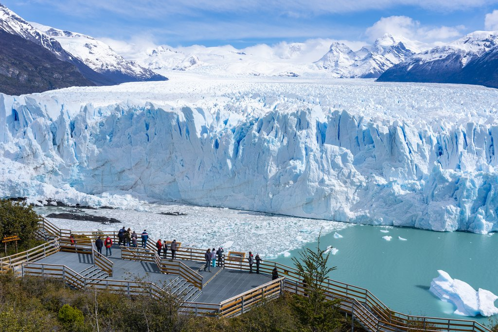 One of the best ways to see Argentina's riches is by visiting the country's wide network of national parks.