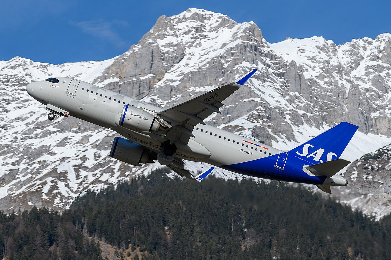 SAS will introduce a seasonal route with non-stop flights from Luleå to London, Heathrow, starting December 17, 2021, to March 21, 2022.