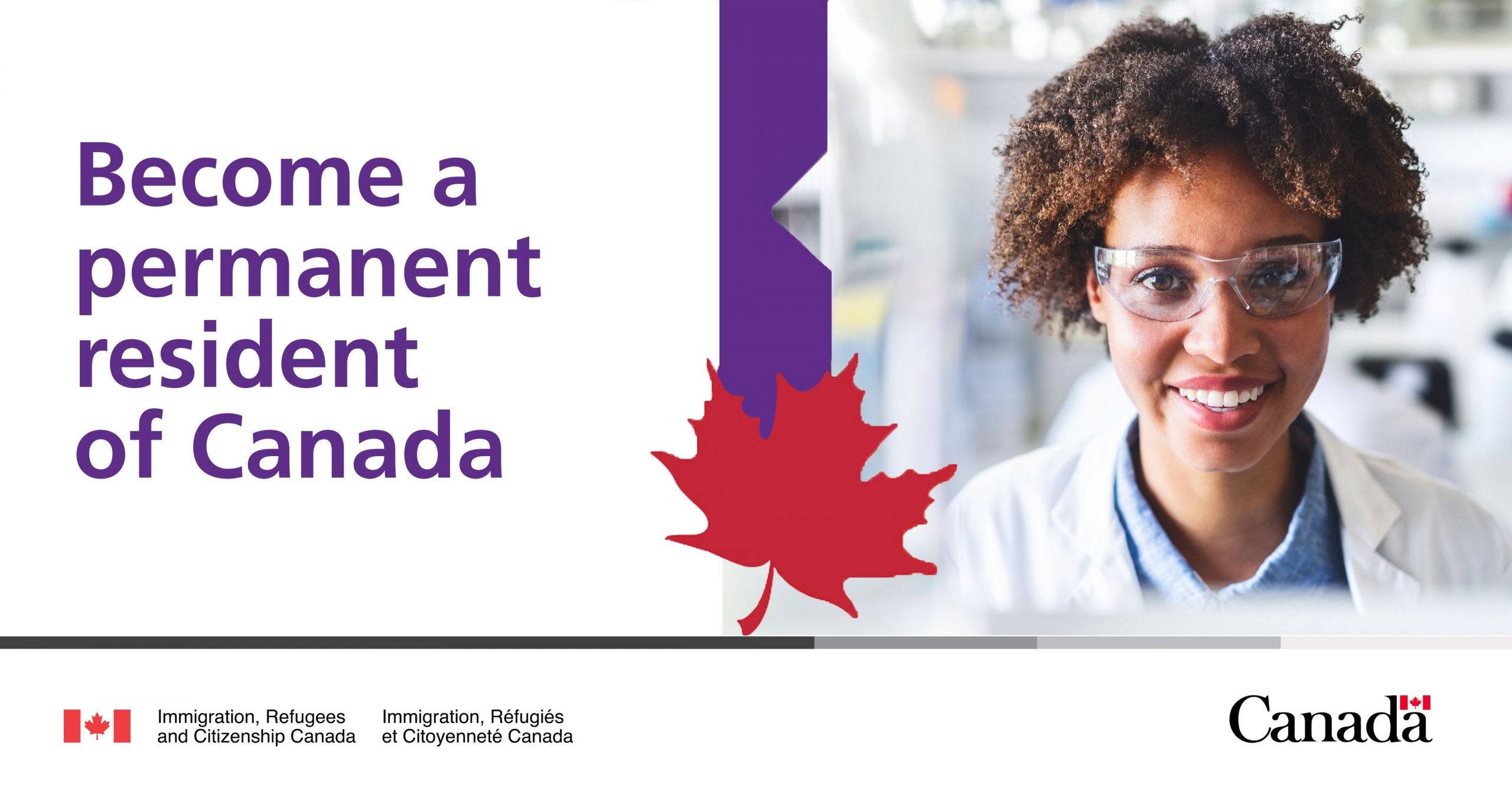 The pathway to permanent residence was opened to international students who graduated from a Canadian institution, health care workers and those in other designated essential occupations on May 6, 2021.