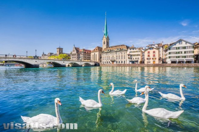 سويسرا سياحة