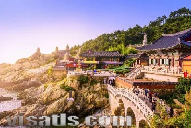 السياحة في كوريا الجنوبية مدن كوريا السياحية فيزا تلس