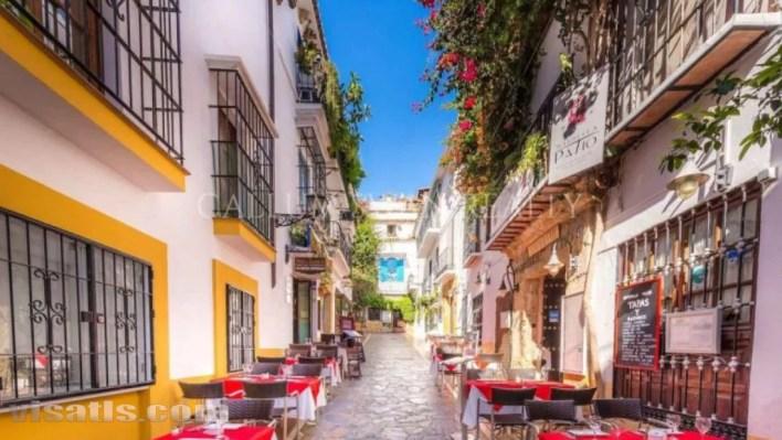 مواقع السياحية اسبانيا