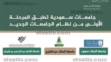 نظام الجامعات الجديد السعودية – رؤية المملكة 2030 للتعليم