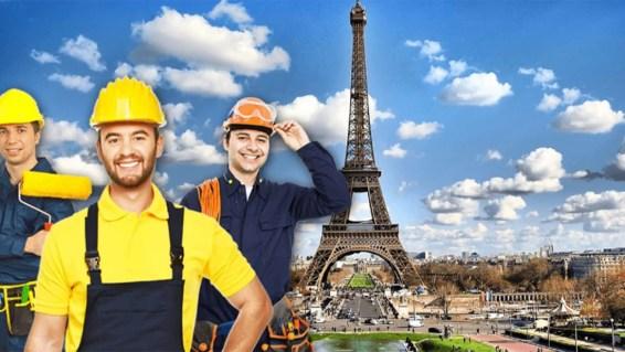 عقد عمل في فرنسا 2021