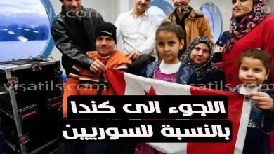 طلب لجوء الى كندا للسوريين اهم اربعة طرق اللجوء الى كندا