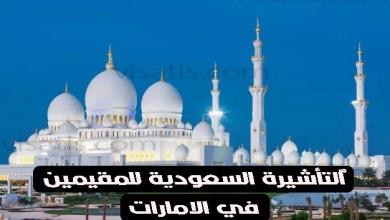 تأشيرة السعودية للمقيمين في الإمارات وكيفية استخراجها 2021