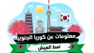 معلومات عن كوريا الجنوبية واهم نمط العيش الموجود بها