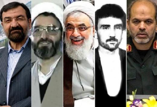 Resultado de imagen para moshe rabbani iraníes acusados de ataque a la amia, alertas rojas