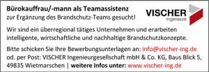 Bürokauffrau/-mann Teamassistenz