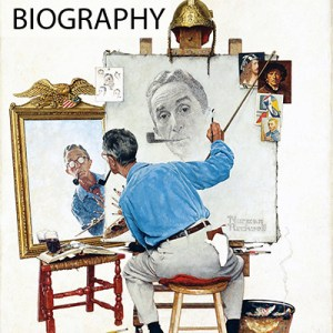 "Biography Link - ""Triple Self Portrait"""