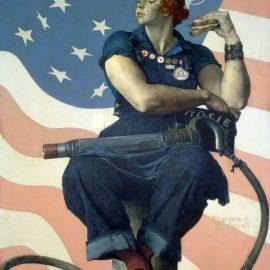 """Rosie the Riveter"", 1943"