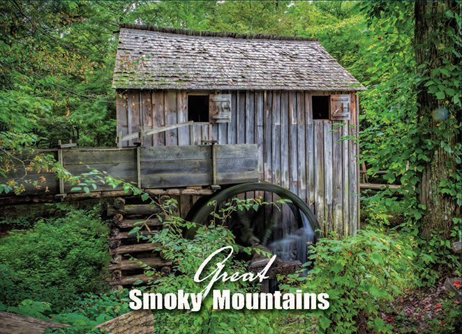 Cabin at Great Smoky Mountains