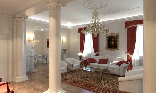 appartamento di pregio a milano centro affittasi