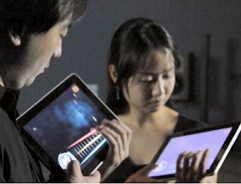 iPad til musikk
