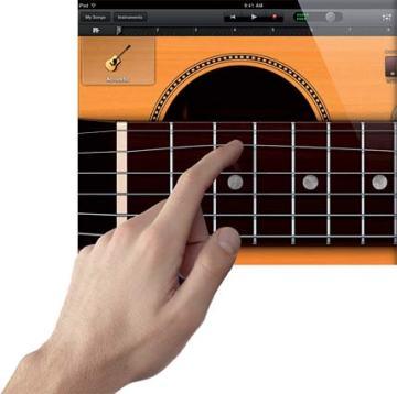 iPad-gitar