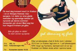 Liv Kreken-plakat