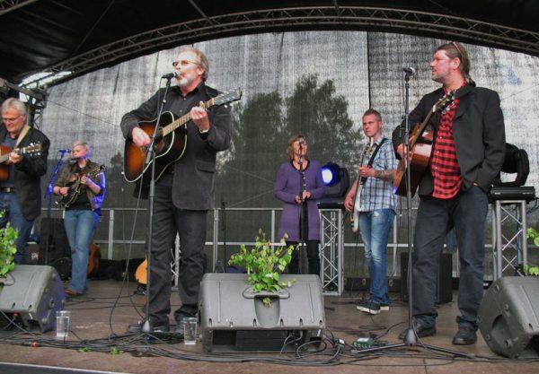 ØNV på scenen i Lunde