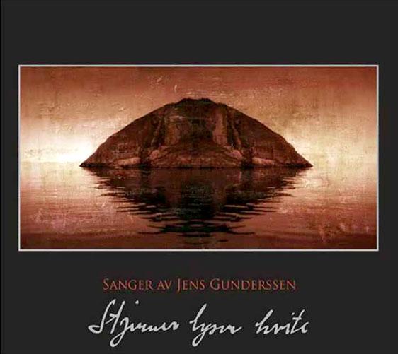 """Sanger av Jens Gunderssen: """"Stjerner lyser hvite"""""""
