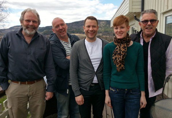 Norsk Viseforums styre 2013-2014