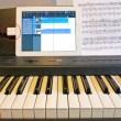 Cubasis på pianoet