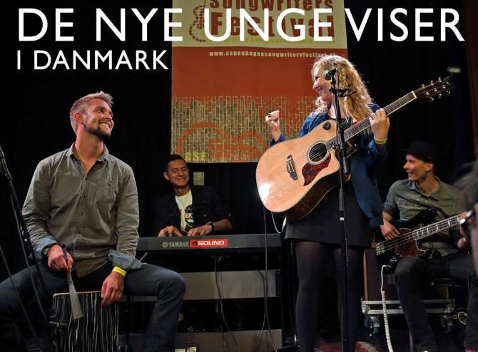 Fra Copenhagen Songwriter Festival 2013