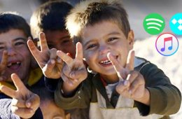 Streaming for Syria