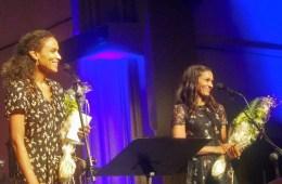 Haddy Njie og Lisa Aisato