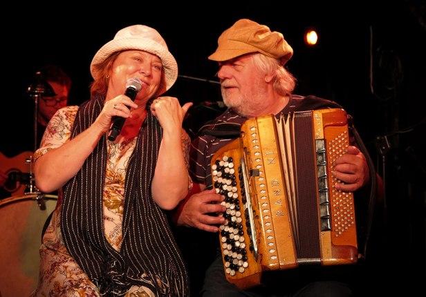 Kari Svendsen og Kjetil Skaslien