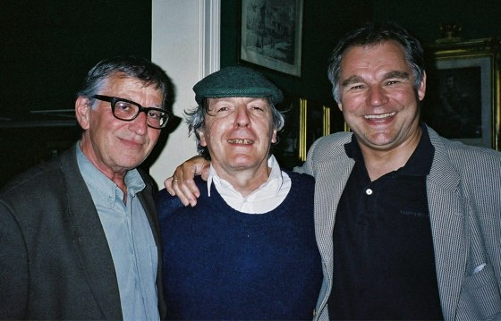 Alfred Jansson, Daniel Viglietti, Lars Klevstrand