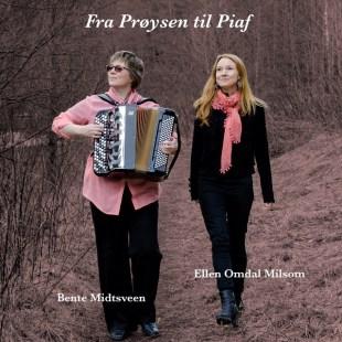 CD - Fra Prøysen til Piaf
