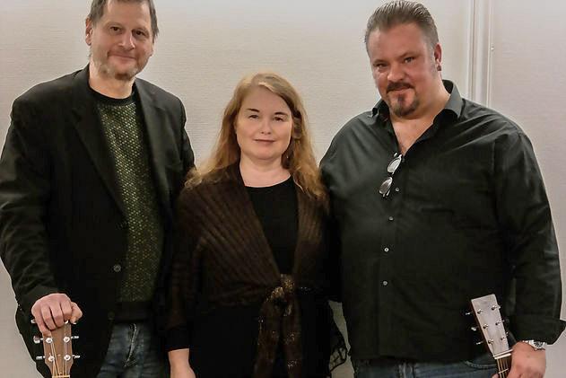Per-Arne Brunvoll, Vega og Perry Stenbäck