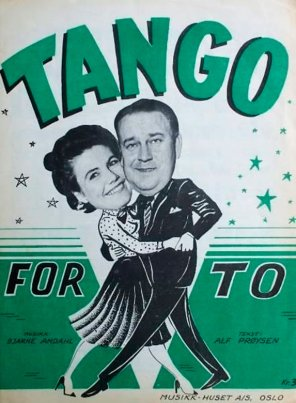 Tango for to-heftet