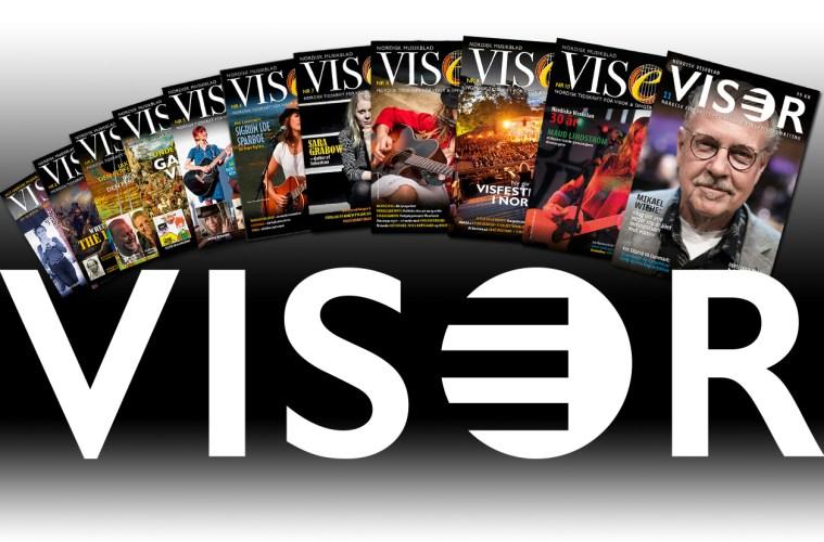VISOR-forsider + logo
