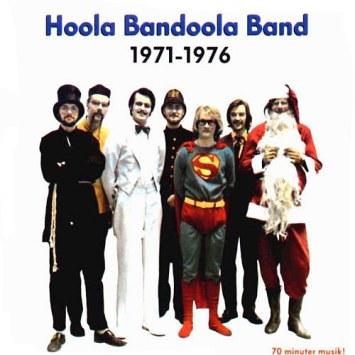 Hoola Bandoola Band - omslag
