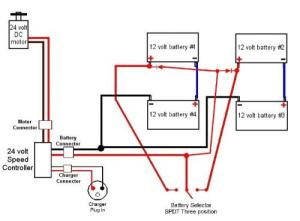 circuit diagram (was Please check my circuit) | V is for Voltage electric vehicle forum