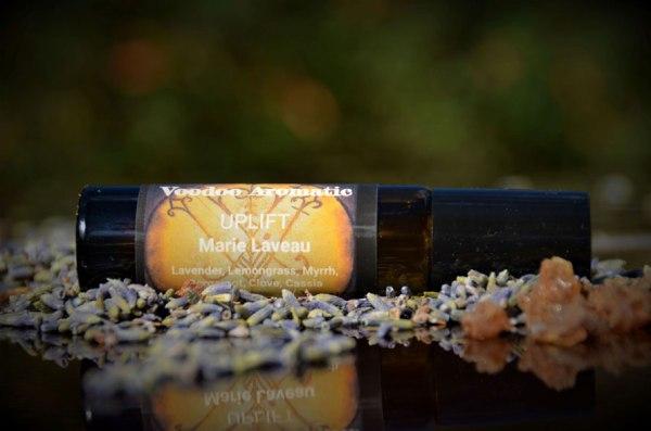 Marie Laveau essential oil rollon