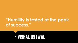 Humility Quote_Vishal_Ostwal