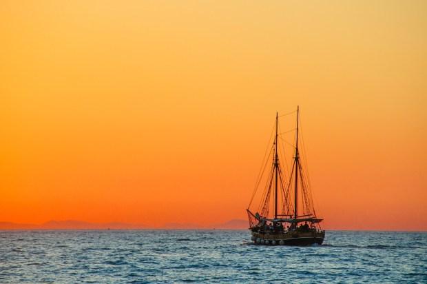 I should've sailed - a short story