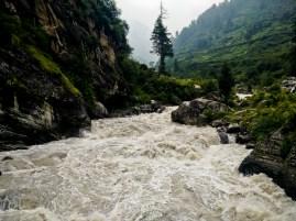 Parvati river.