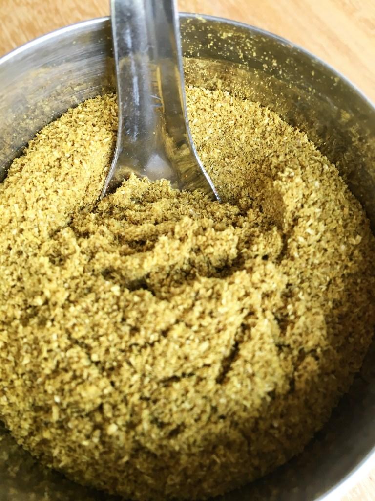 Cumin and Coriander powder
