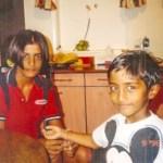 Komal and Amar