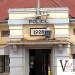 Jinja police station