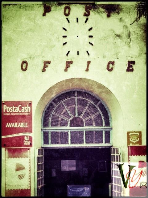 Jinja post office