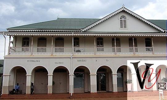 Madhavani building