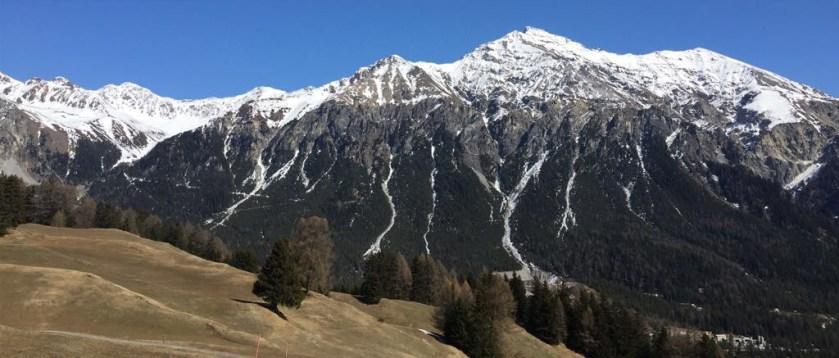 Lenzerheide mountains
