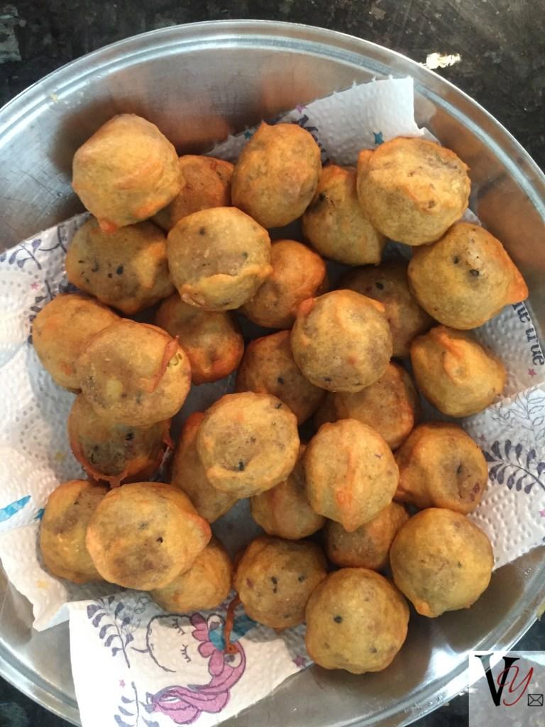 Fried Bateta Wada
