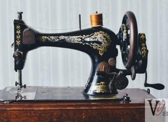 Sewing Machine in Jinja
