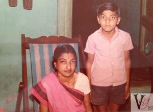 Pushpaba with Birjumama in Vaso